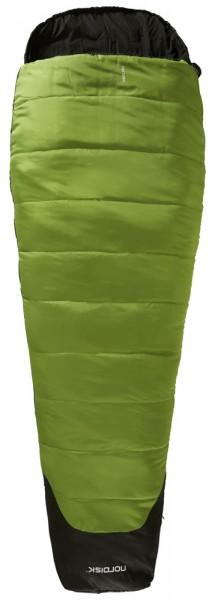 Nordisk Puk +10° Kunstfaser Mumienschlafsack