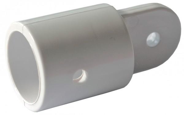 Allroundmarin Rohrendstück mit Auge für Bimini Sunworld II