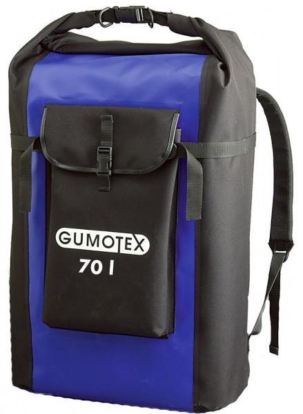Gumotex wasserdichte Bootstasche 70-135 Liter